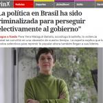 Entrevista a Vera Malaguti Batista en Clarín