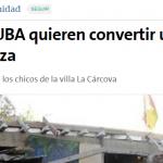 La Nación consulta a Waldemar Cubilla sobre un proyecto en el barrio La Cárcova