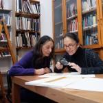 Archivistas de la UNSAM preservan la historia documental del país