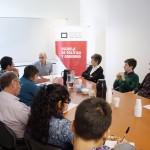 Maximiliano Fuentes Codera disertó sobre política europea contemporánea