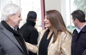 Alberto Carlos Frasch y Liliana Denot