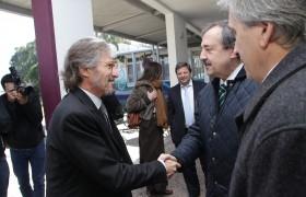 Carlos Ruta y Ricardo Alfonsín