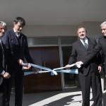 Esteban Bullrich encabezó la inauguración del Centro de Desarrollo Genético Ovino de la UNSAM