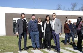 Diego Comerci, Adrián Mutto, Beatriz Pons, Cecilia Czibener y Juan Ugalde
