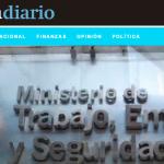 Nota en El Economista sobre el primer informe del CETyD