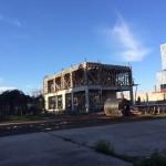Avanza la construcción del Centro Universitario de Imágenes Médicas