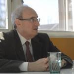 """Michel Segré en el Campus: """"Galileo fue capaz de dialogar con todos"""""""