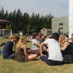 Jornada de intercambio entre estudiantes argentinos y extranjeros de la UNSAM