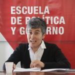 Federica Bertagna disertó sobre política italiana contemporánea