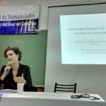 El PCVG en la apertura de la Maestría en Estudios de las Mujeres de la Universidad del Comahue