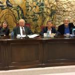 Lectura Mundi presentó la Cátedra Galicia-América en la Real Academia Gallega