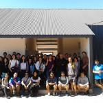 Alumnos de la Universidad de Talca visitaron el Campus