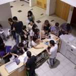 Charla informativa sobre la convocatoria a becas de apoyo económico 2017