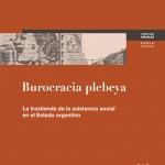 """Presentación del libro """"Burocracia plebeya"""", de Luisina Perelmiter"""