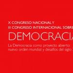 La UNSAM en el Congreso sobre Democracia