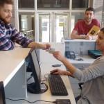 La tarjeta UNSAM incorpora los servicios de la Biblioteca Central