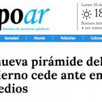 <i>Tiempo Argentino</i> consultó a Alejandro Grimson sobre política nacional