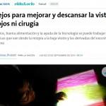 <i>La Nación</i> consultó a Marisa Bartolomé sobre rehabilitación visual