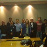 Visita de los alumnos del IT al aeropuerto Ezeiza