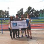 La UNSAM participó en los Juegos Universitarios Regionales 2016