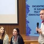 Se realizó el Primer Encuentro de Buenas Prácticas Administrativas