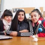 Alumnas de la Escuela Secundaria Técnica ganaron el concurso Nano x un Día