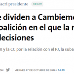 <i>La Nación</i> consultó a Gerardo Aboy Carlés sobre política nacional