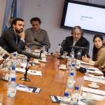 Ruta recibió a diputados nacionales de distintas fuerzas políticas y al intendente Katopodis