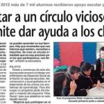<i>La Prensa</i> consultó a Beatriz Diuk sobre el proyecto Dale!