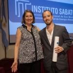 La Academia Nacional de Ingeniería premia a un egresado del Instituto Sabato