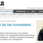 Entrevista a Rubén Quintana en <i>Página/12</i>