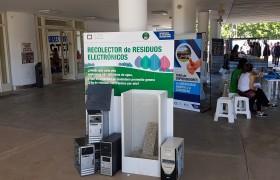 Recolección de residuos electrónicos y eléctricos