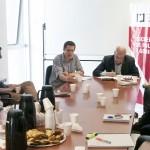 Leandro Losada presentó su libro con comentarios de Juan Carlos Torre