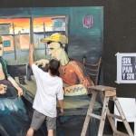 Se realizó en el Campus el festival artístico Carcova