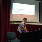 Ezequiel Saferstein obtuvo el Doctorado en Ciencias Sociales