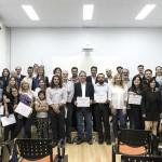 Nuevos egresados de la Diplomatura en Dirección y Marketing de Pymes
