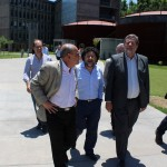 El ministro de Ciencia de la provincia de Buenos Aires en el Campus Miguelete