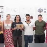 Estudiantes de arquitectura diseñaron el próximo stand UNSAM de la Feria del Libro 2017