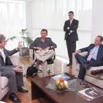 El embajador de Israel visitó la UNSAM