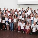 Se entregaron los certificados de la Diplomatura en Gestión Local de Riesgos Socioambientales