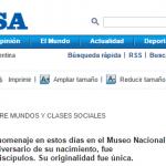 Entrevista a Laura Malosetti Costa en <i>La Prensa</i>