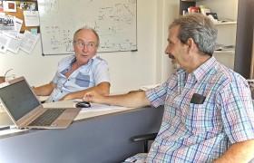 Chialvo y Cannas discuten sobre sistemas complejos