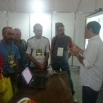 Fabian Garreta en la Tercera Feria de la Construcción SODIMAC