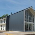 El Aulario obtuvo una distinción de la Bienal Internacional de Arquitectura BIA-A