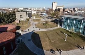 Senderos Campus Miguelete