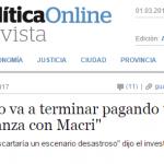 Entrevista a Carlos Acuña en <i>La Política Online</i>