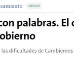"""<i>La Nación</i> consultó a Rocío Annunziata sobre los """"errores"""" del Gobierno"""