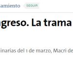 Ana Soledad Montero escribe para <i>La Nación</i>