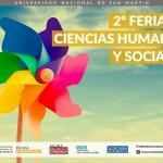 Segunda Feria de Ciencias Humanas y Sociales de la UNSAM