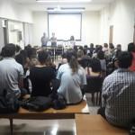 El PCVG visitó la Universidad Nacional del Sur